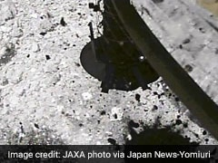 "Japan's $270 Million Craft Makes ""Perfect"" Touchdown On Distant Asteroid"