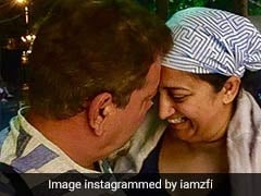 "On Smriti Irani's Birthday, Husband Shares Post On ""Unconditional Love"""