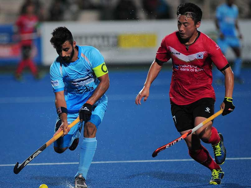 Sultan Azlan Shah Cup Final: India Lose To Korea In Shootout