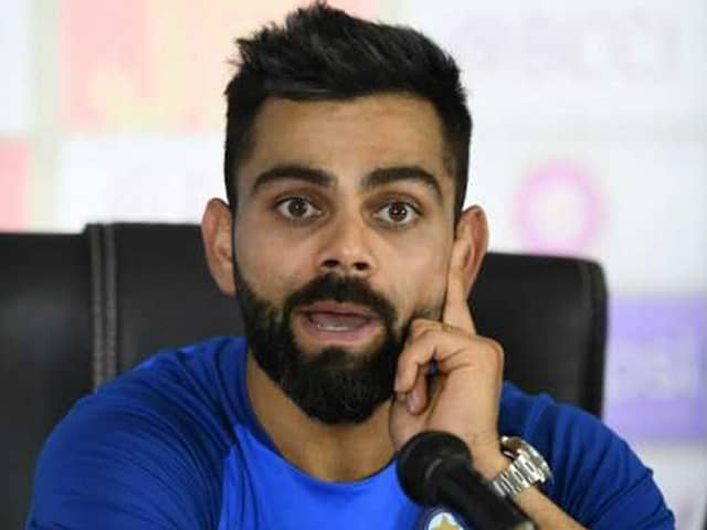Virat Kohli Was Not Impressed With DRS, Saying Its Not Consistent