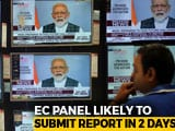 Video : PM's Mission Shakti Speech Being Examined: Election Body After Complaints