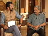 Video: What Manohar Parrikar Told NDTV After Becoming Goa Chief Minister In 2017