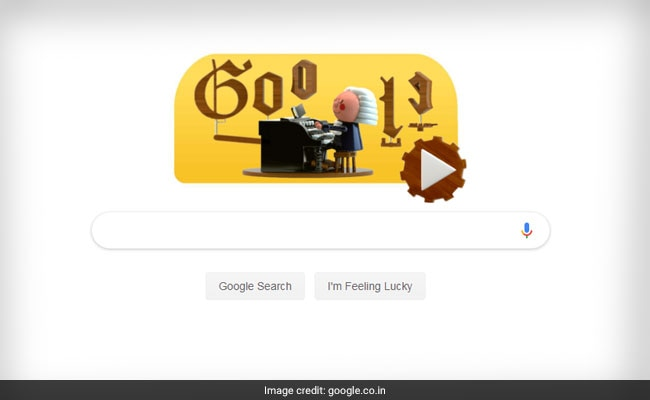 Google honours Bach with first AI powered Doodle