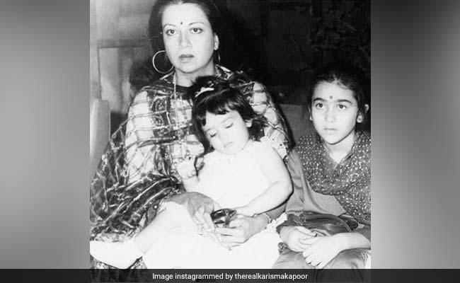 Women's Day 2019: Karisma Kapoor's Post, Featuring Kareena And Babita Is Pure Gold