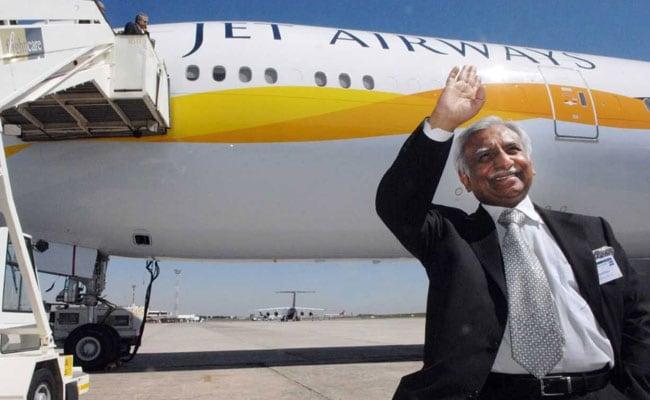जेट एयरवेज चेयरमेन नरेश गोयल को हवाई अड्डे पर रोका, 4 बड़े सूटकेस लेकर पत्नी संग जा रहे थे विदेश
