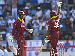 Windies Thrash England In 5th ODI To Square Series
