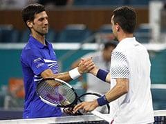 Roberto Bautista Agut Stuns Top-Ranked Novak Djokovic In Miami