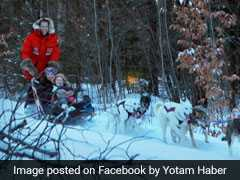 """US Pianist Went Dog-Sledding. His Finger """"Broke Like A Twig"""" In Accident"""