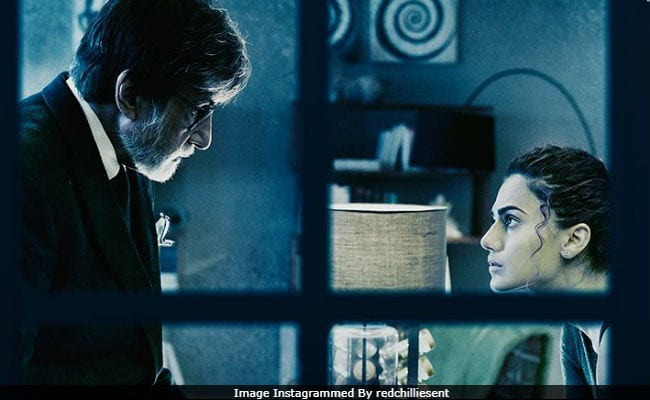Badla Movie Review: Amitabh Bachchan Is Classy, Taapsee Pannu Is Right On Button In Edgy Thriller