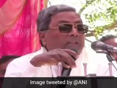 Won't Contest From Chamundeshwari Again, Says Siddaramaiah