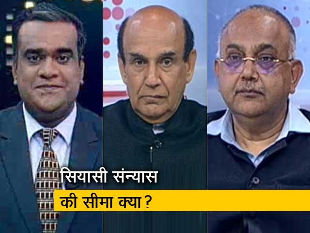 Videos : चुनाव इंडिया का: बीजेपी के वरिष्ठों की पारी ख़त्म!