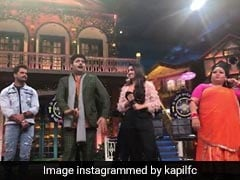 भोजपुरी गाने पर कपिल शर्मा ने किया डांस, निरहुआ-खेसारी संग कुछ ऐसे जमाया रंग, देखें Video