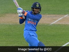 Smriti Mandhana Breaks Into Top Three In ICC T20I Batting Rankings