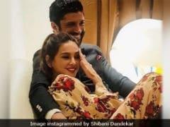 The Truth About Farhan Akhtar And Shibani Dandekar's Rumoured 'April Or May Wedding'