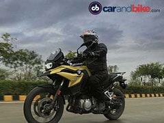 BMW F 750 GS Offered With Discounted Price Of Rs. 8.99 Lakh