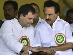 'Rahul Gandhi Like Jawaharlal Nehru, Congress Needs Him,' Says DMK