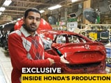 Video : Exclusive: Inside Honda Car India's Factory