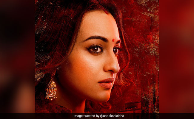 Kalank: Sonakshi Sinha's First Look As Satya. Can't Take Eyes Off Her