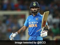 Virat Kohli Scores 41st ODI Hundred, Fastest To 4,000 Runs As Captain