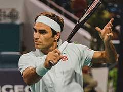 Miami Open: रोजर फेडरर की जीत का सिलसिला जारी, मियामी ओपन के फाइनल में पहुंचे