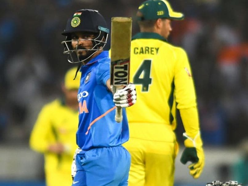 Captain Backed Me In Tough Phase, Time To Repay Faith: Kedar Jadhav