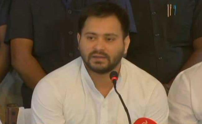 Tej Pratap's Aide Files Complaint Against Tejashwi Yadav For Abuse, Threat