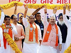 Amit Shah Files Nomination From Gandhinagar After NDA's Show Of Strength