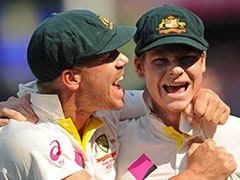 "Steve Smith, David Warner Return To Australian Fold With ""Hugs And Cuddles"" - Watch"