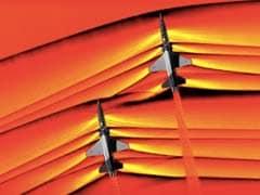 NASA Captures Images Of Supersonic Shockwaves Colliding In Flight