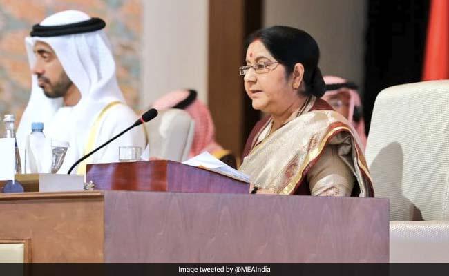 केंद्रीय मंत्री सुषमा स्वराज ने अपने नाम के साथ 'चौकीदार' क्यों जोड़ा, पढ़ें- उनका जवाब