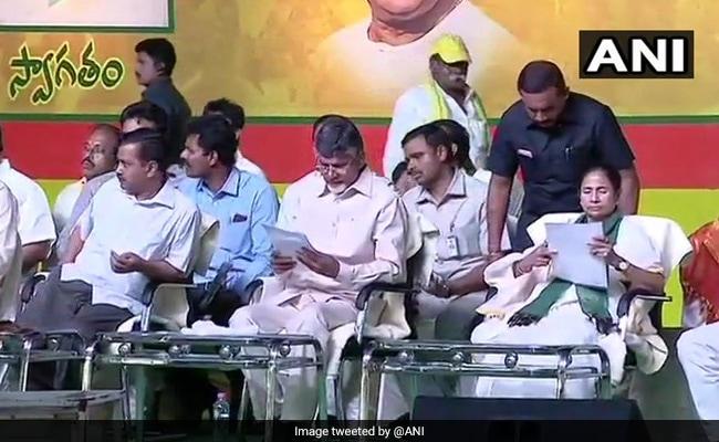 Advantage Chandrababu Naidu In 3-Cornered Contest Of Andhra Pradesh