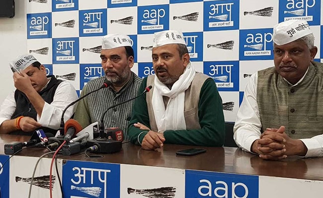 दिल्ली का हक़ पूर्ण राज्य'- AAP ने जारी किया लोकसभा चुनाव का कैंपेन सांग