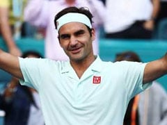 Roger Federer Cruises On While Simona Halep Advances To Semi-Finals