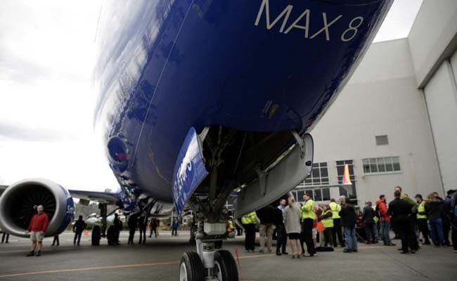 Boeing Halts Deliveries Of MAX 737, Prepares For Jets Sitting Outside Factory