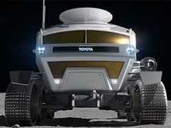 Japan's Moon Exploration Vehicle To Be Called Lunar Cruiser