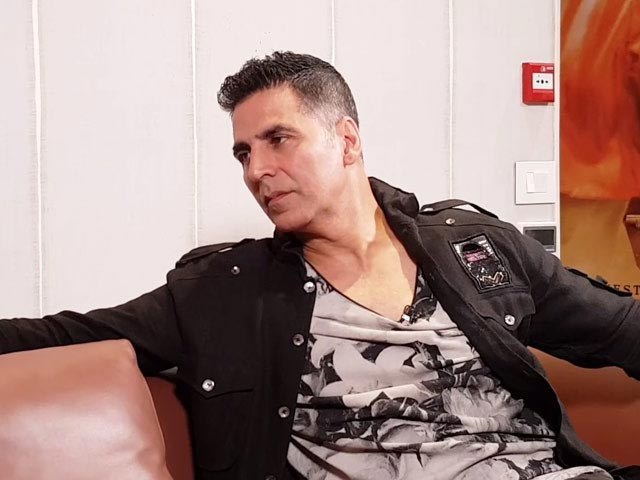 Video : Akshay Kumar Supports Self Defence Training For 30,000 Girls