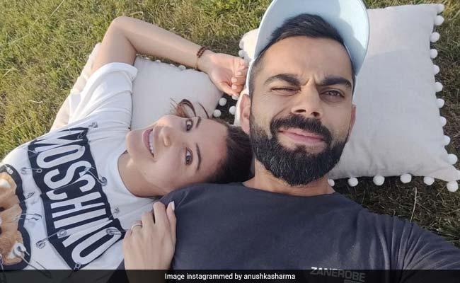 The Internet Loves Anushka Sharma And Virat Kohli's 'Sun Soaked' Pic
