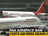 Video : Pakistan's Airspace Ban Costs Air India Crores, Passengers Extra Time