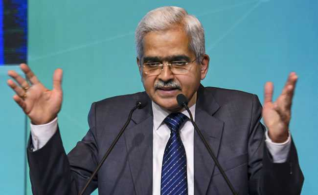 Clear Indication Of Economy Losing Traction: Shaktikanta Das