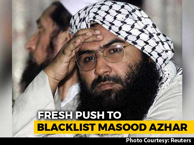 Video : New Move By US To Blacklist Masood Azhar At UN, Weeks After China Veto
