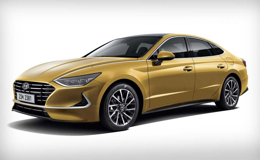 2020 Hyundai Sonata Revealed Ahead Of Public Debut At NY Auto Show