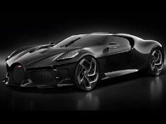 2019 जेनेवाः बुगाटी ला वोइचर नोएरे बनी दुनिया की सबसे महंगी नई कार, होश उड़ा देगी कीमत