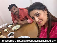 """""""Only Time Will Tell"""": Delhi BJP Chief After Meeting Sapna Chaudhary"""
