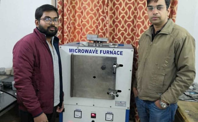 IIT Mandi Researchers Produce Jute, Kenaf Fibre Reinforced Plastics Through Microwave Energy
