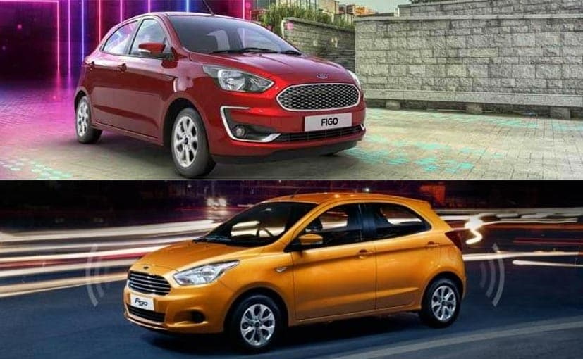 The 2019 Ford Figo is  offered in three variants