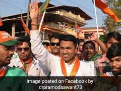BJP's Pramod Sawant To Be Goa Chief Minister, Oath Tonight: Sources