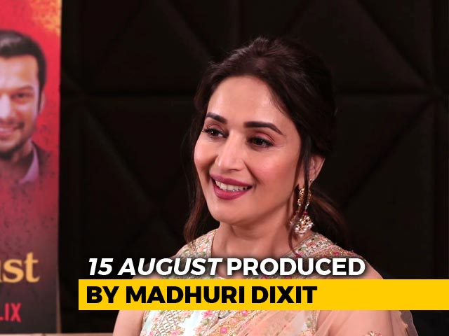 Missed Mumbai's Food & Flavours In The U.S: Madhuri Dixit