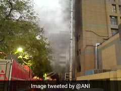 Fire At Delhi's AIIMS Hospital Operation Theatre, 4 Fire Engines At Spot