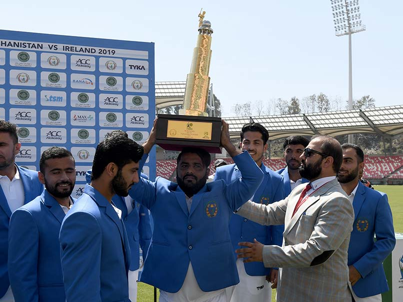 Afghanistan Beat Ireland For Historic First Test Victory