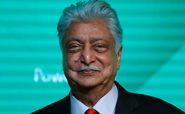 Azim Premji Does It Again - Donates Over 50,000 Crore To Charity